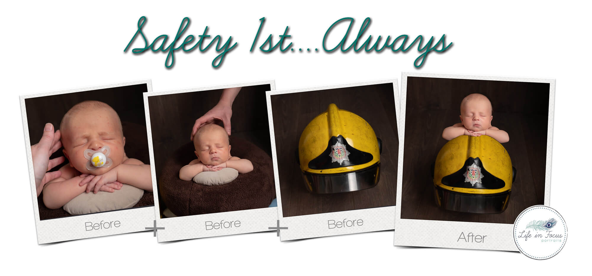 Safe newborn baby photography Helensburgh Life in Focus Portraits expert newborn baby photographer Rhu Helensburgh