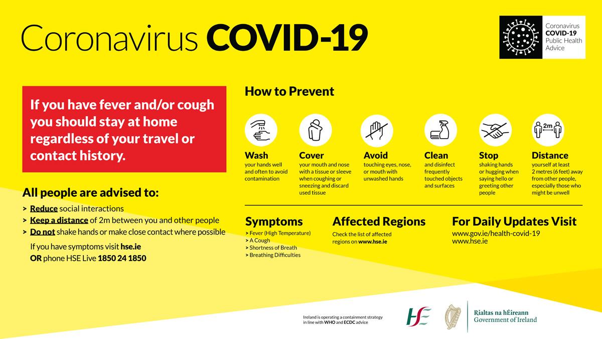 Covid 19 poster