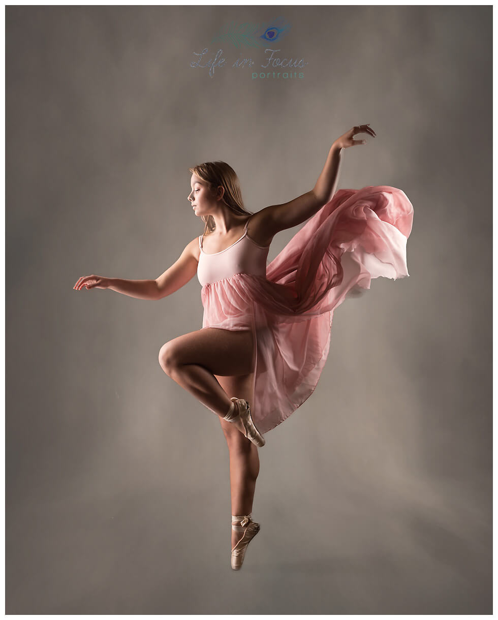 Ballet dancer Life in Focus Potraits ballet photography Helensburgh Cardross Dumbarton
