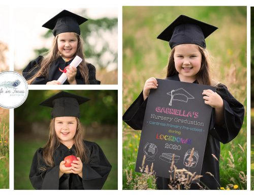 Nursery Graduation Mini Sessions 2020