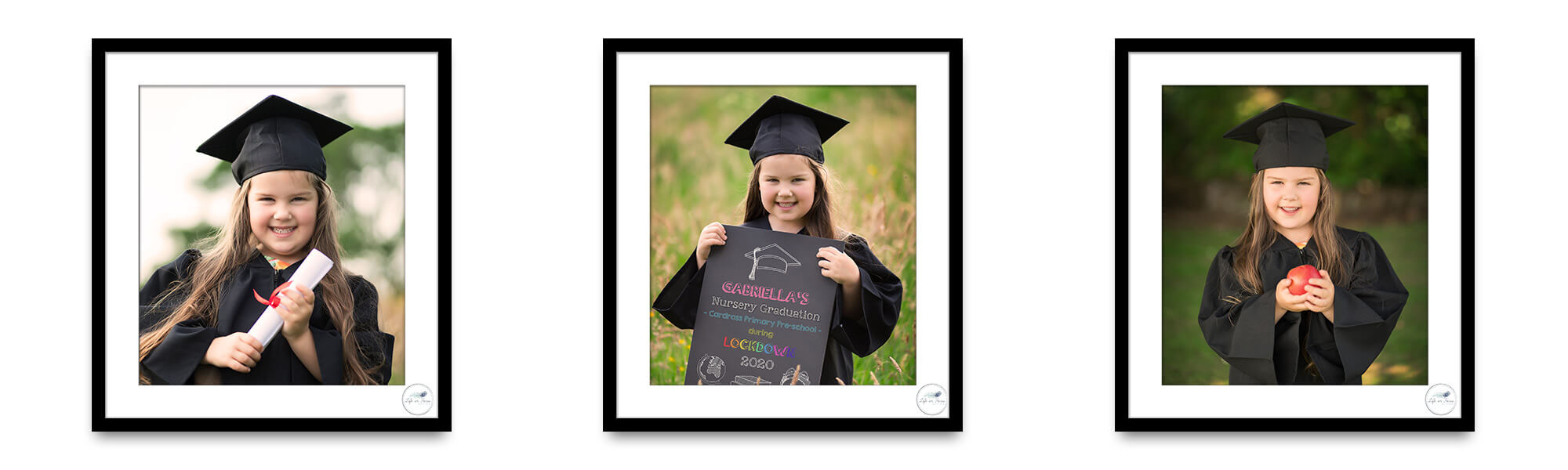 Nursery Graduation photos Rhu Helensburgh Cardross