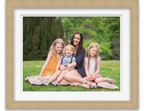 Laura's family photoshoot
