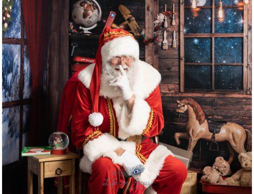 The Smile with Santa Experience – Santa Photos in Rhu, Helensburgh